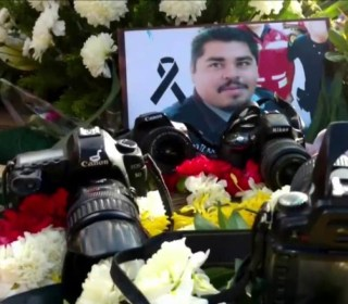 Demands for Justice in Murder of Mexican Journalist