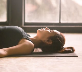3 Yoga Poses for Better Sleep
