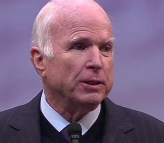 Sen. John McCain Speaks Out Against 'Half-Baked Nationalism'