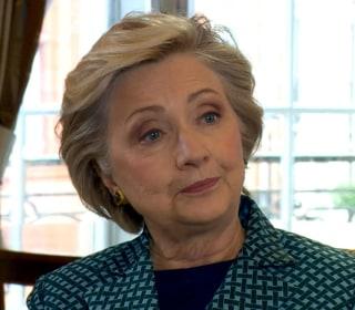 Hillary Clinton Compares Weinstein to Trump