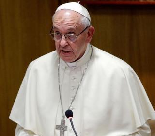 Pope Denounces Gender Change Technology