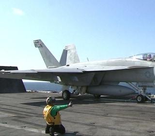 'Rehearsal for War:' Pyongyang Denounces U.S.- S. Korean Naval Drills