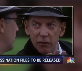 Last Classified Files on JFK Assassination to Be Released