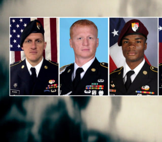 Lawmakers demand answers on deadly Niger ambush