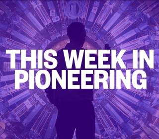 This Week in Pioneering