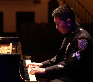This Cop Is Using Music to Give Back to His Community
