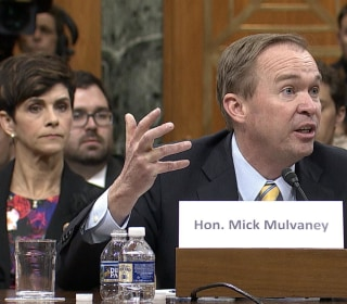 Watch Mulvaney trash consumer protection agency at January confirmation hearing