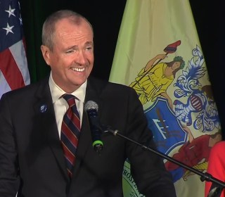 Democrat Phil Murphy Wins New Jersey Governor's Race