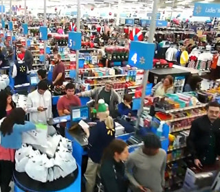 Black Friday bargains snapped up early as stores open on Thanksgiving Day
