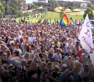 Australia Votes Yes in Same-Sex Marriage Survey