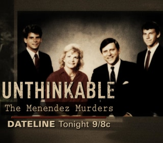 DATELINE FRIDAY SNEAK PEEK: UNTHINKABLE: The Menendez Murders