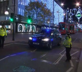 Scare puts London's Oxford Circus on high alert