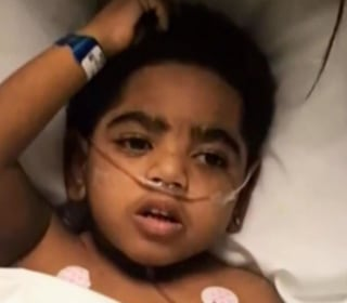 2-year-old boy has successful kidney transplant