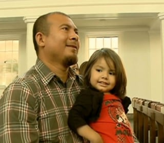 Undocumented Father Seeks Sanctuary In Church