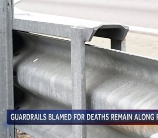 Guardrails designed to protect drivers may be unsafe