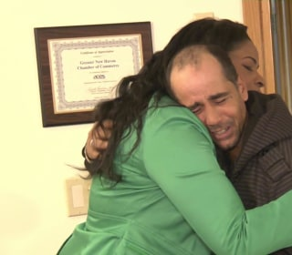 Homeless man rewarded after returning lost $10,000 check