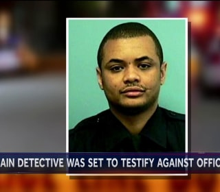 Baltimore detective killed day before testimony in police corruption case