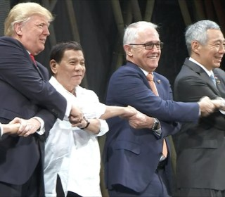 Trump's 'Relationship Building' Trip to Asia