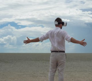 Enhance your staycation with these VR travel apps
