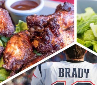 We tried Tom Brady's diet at a bar