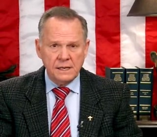 Roy Moore refuses to concede, blames 'baseless and false allegations'