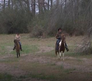 Roy Moore travels on horseback to vote in senate race