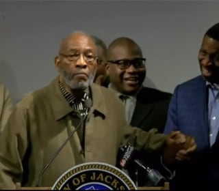 Civil Rights leaders: Trump didn't deserve to be at Mississippi museum