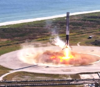 Watch SpaceX launch and land reused Dragon, Falcon