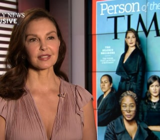 Ashley Judd on #MeToo: Things will be different going forward