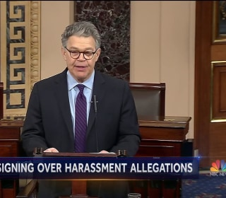 Al Franken resigns, but insists he did nothing wrong