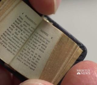 University of Iowa cataloging 4,000 tiny literary jewels