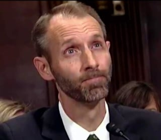 Trump's judicial nominee struggles to answer questions at hearing