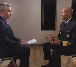 U.S. Surgeon General: 'I am always going to lead with science'
