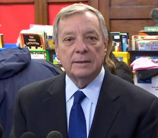 Sen. Durbin defends what he heard during Trump's immigration meeting