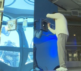 Artist tests human nature with experimental vending machine