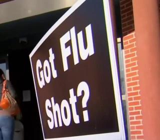 Increased demand for flu shot amid mounting emergency