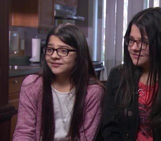 Identical twins undergo double lung transplants