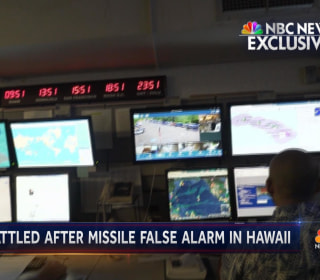 Hawaiian emergency worker who sent the wrong message is reassigned