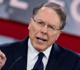 NRA chief blames school security, mental health, and FBI for Florida shooting