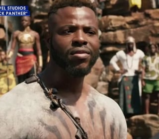 'Black Panther' tops the box office for the fifth straight weekend, equaling 'Avatar'
