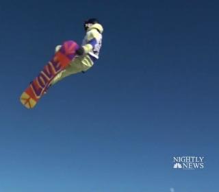 Snowboarder Ryan Stassel ready to 'razzle dazzle' in PyeongChang