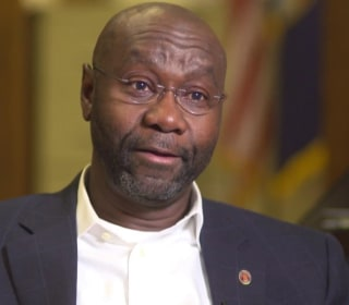 Wilmot Collins is Montana's first African-American mayor