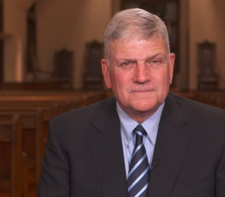Billy Graham's son: His tombstone will simply read 'preacher'