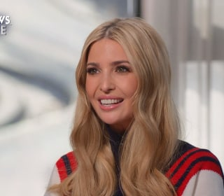 Ivanka Trump: We can learn 'spirit and unity' from Olympic athletes