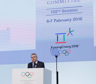 The biggest winner at the Olympics is the IOC