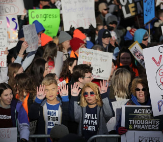 'March For Our Lives' draws hundreds of thousands in Washington and around the nation