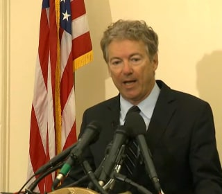 Sen. Rand Paul announces he will oppose nominations of Pompeo and Haspel