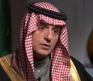 'That's not true': Saudi foreign minister denies Kushner sought Saudi funding for real estate business