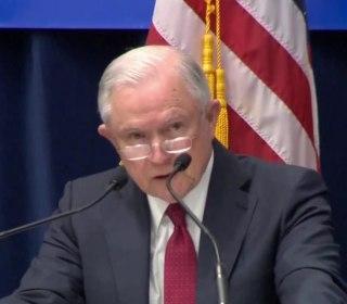 Justice Department sues California over immigration enforcement