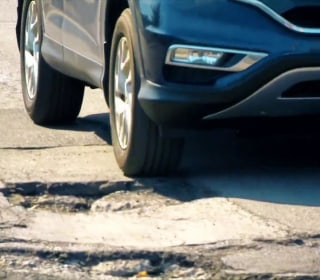 New technology aims to lessen impact of potholes on cars